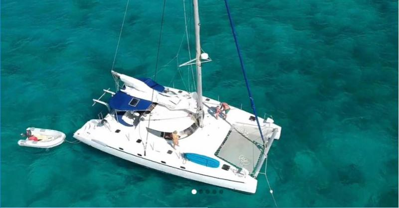 46 Footers:2002 Bahia 46 Asking $234,900 with Motivated Seller