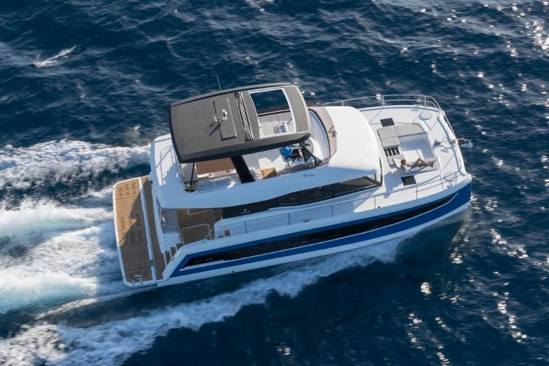 Fountaine Pajot MY 44:A first-rate,stylish and luxury Yacht