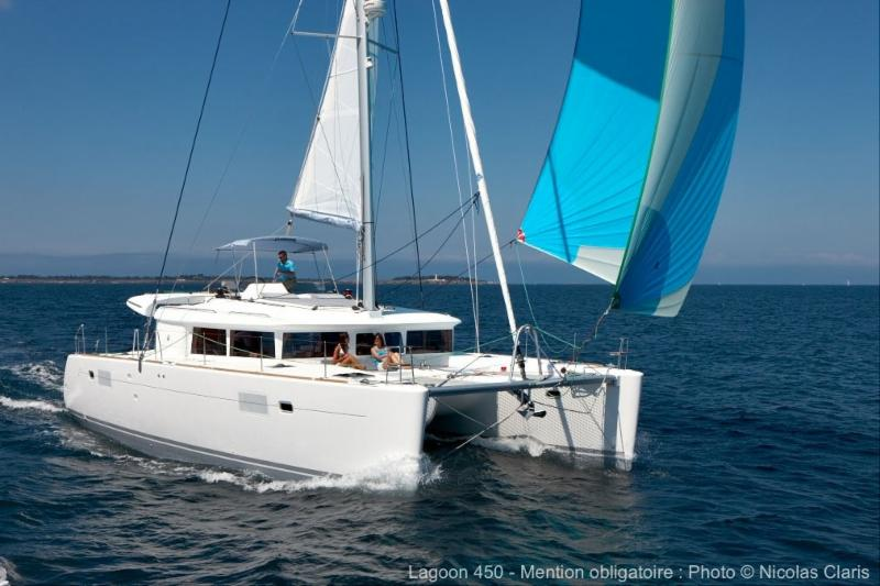 10 Boats For Sale in BVI: Lagoon 450, 46, 78 Power | Matrix | Catana | Gemini