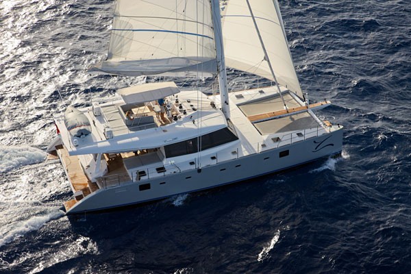 2008 Sunreef 62: 14 Guest Luxury Catamaran | Sunreef Yachts For Sale