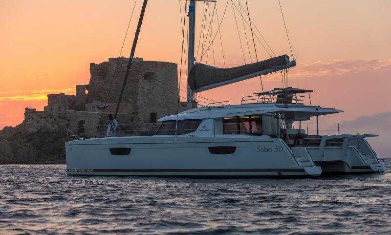 Fill the gap in our Charter Fleet with the FP Saba 50
