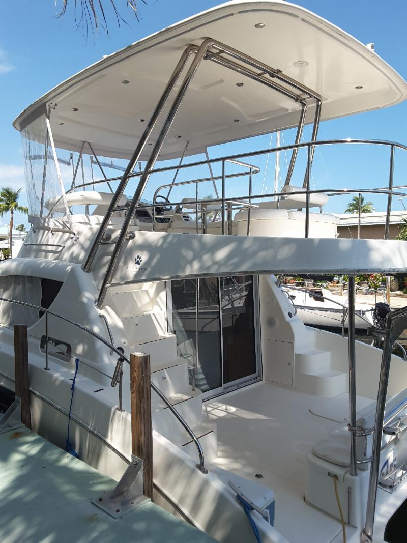 Leopard 37 and 47 Power Catamaran For Sale in Florida