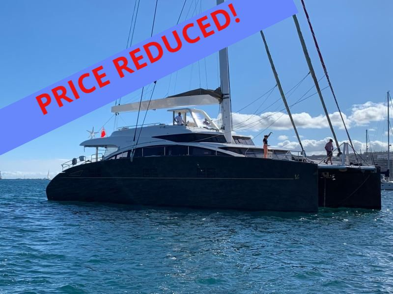 Price Reduction: 2012 Sunreef 82 Double Decker
