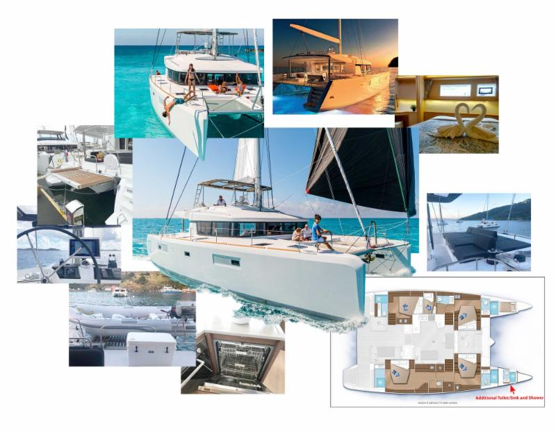 Special Offers on Fully Loaded Lagoon 52's in BVI