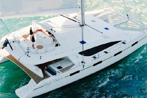 Four Large Catamarans For Sale:Sail and Power|71 to 90 Feet
