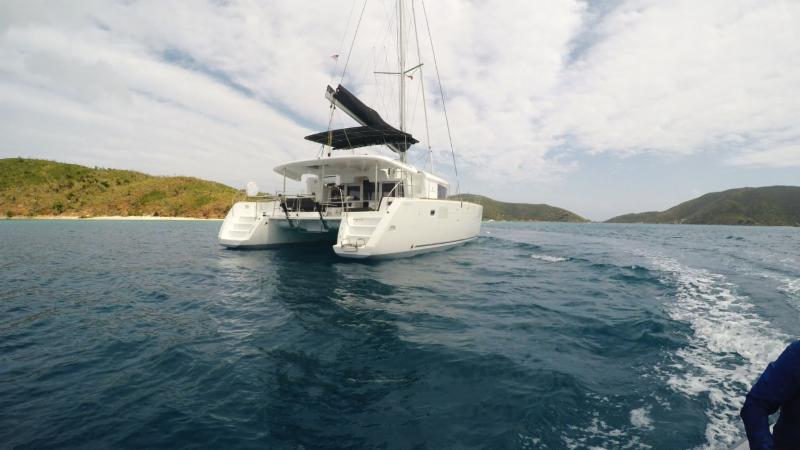 Book & Sail for 30% Less Aboard Brand New Lagoon 450 in BVI