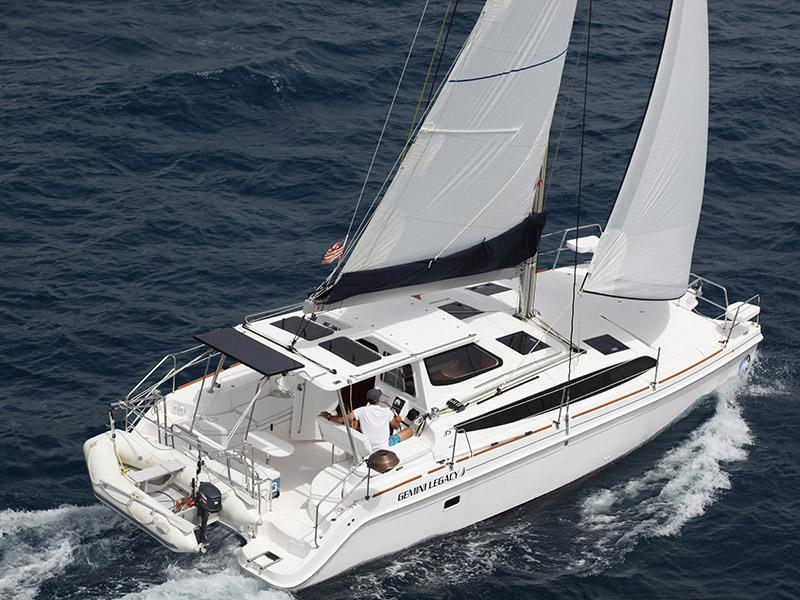 Gemini Catamarans:In Production in America For Over 38 Years