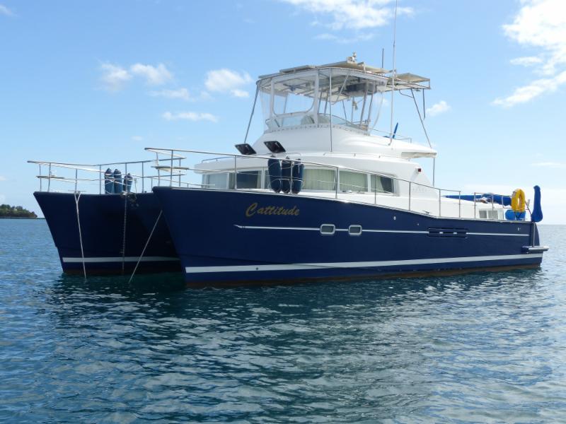 14 Power Catamarans For Sale: Sunreef | Lagoon | Leopard | Aquila | Prowler