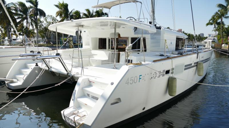 Price Cut of $30,000 on 2017 Lagoon 450 | 9 Lagoon 450's For Sale