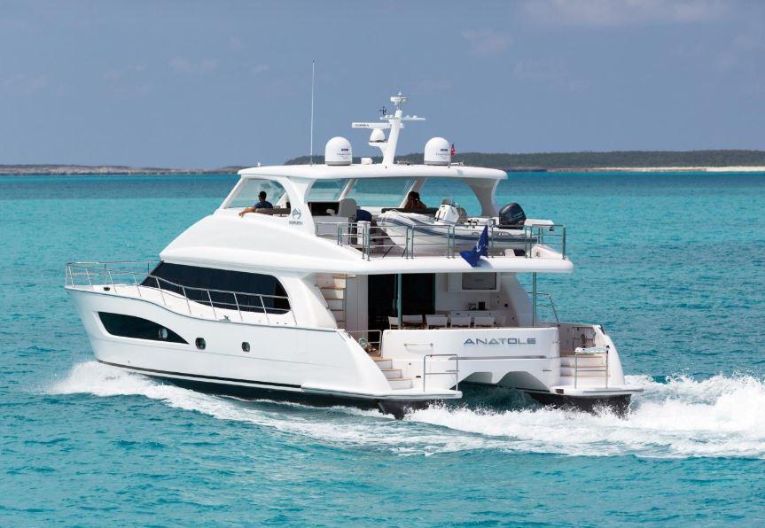 HORIZON Power Catamarans: 52 to 60 Feet Located in Fort Lauderdale