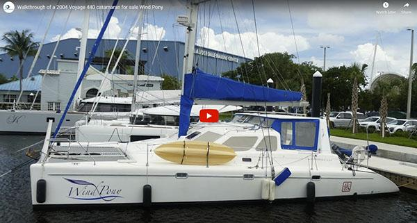 44-Footers For Sale: Lagoon | Voyage | FP | Nautitech | Dean