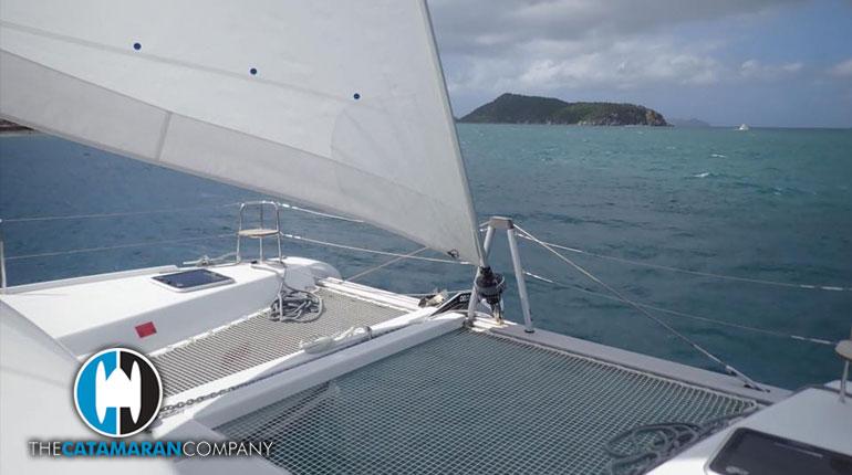 Operation Sail It Forward BVI - Sailing To Jost Van Dyke, bubbly pools.