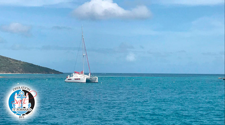 15 Nov - Operation Sail It Forward BVI - Sailing Itinerary & Updates in Tortola, BVI