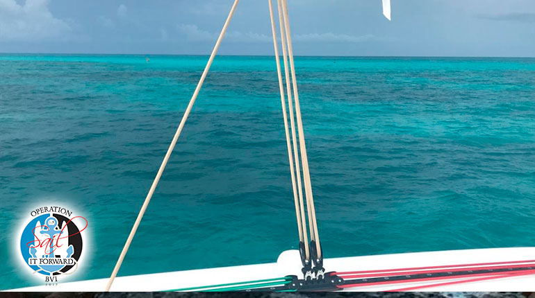 16 Nov - Operation Sail It Forward BVI - Sailing Itinerary & Updates in Tortola, BVI