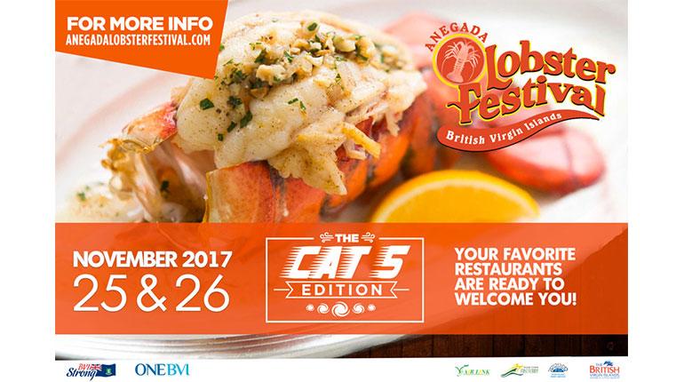 Anegada Lobster Festival BVI