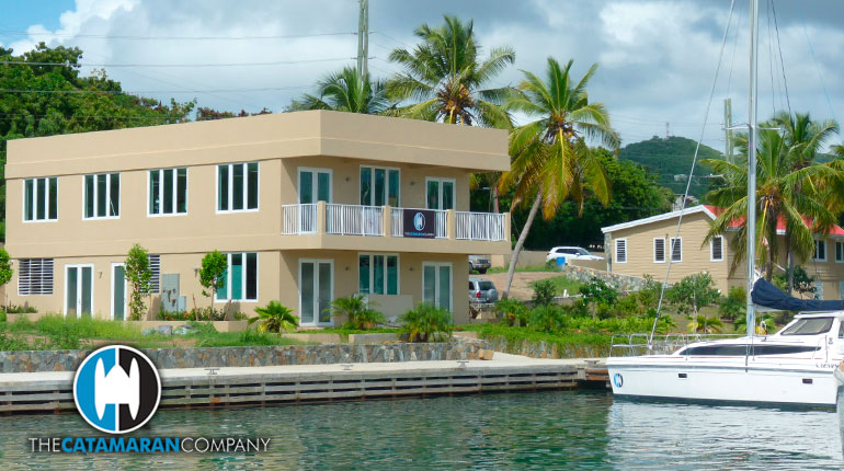 New Tortola Office Integrates Operation, Providing Better Service to Guests and Owners Alike