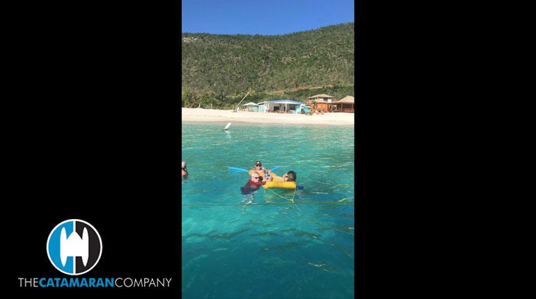 Operation Sail It Forward BVI - Spanish Town, The Baths, Norman Island and Nanny Cay