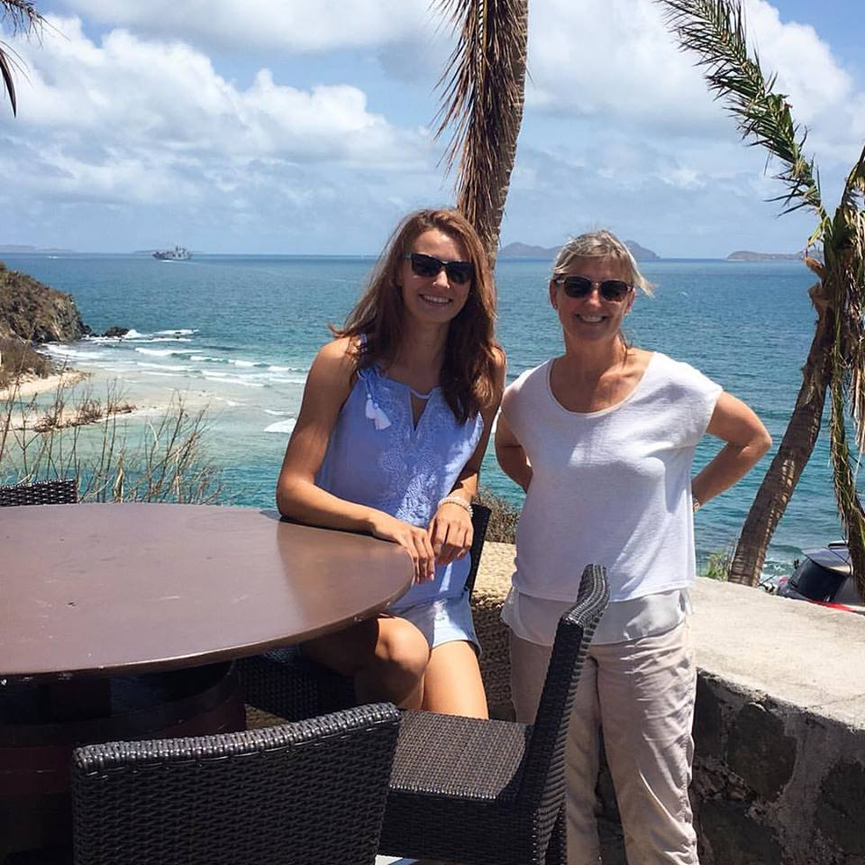 BRANDYWINE IS OPEN FOR LUNCH – EAST END, TORTOLA, BVI