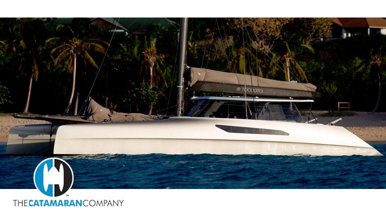 Fort Lauderdale International Boat Show - Catamaran Cove