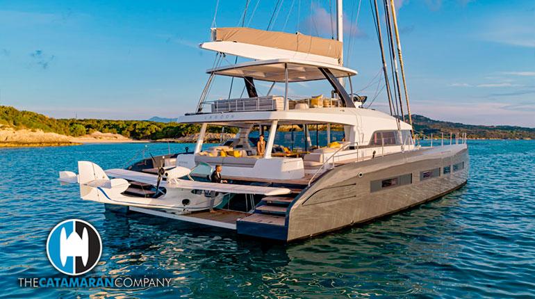 Miami Boat Show: Lagoon Catamarans