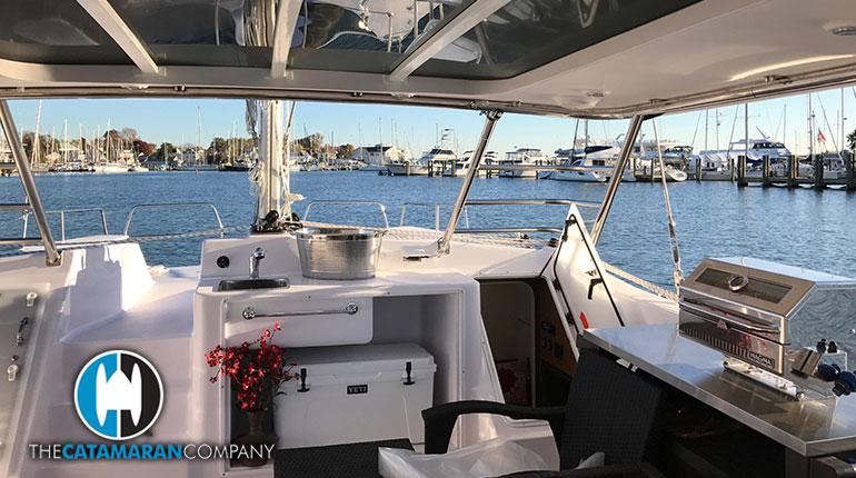 Miami Boat Show: Gemini Catamarans