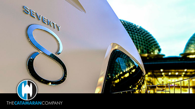 The SEVENTY 8: the building of an exceptional boat