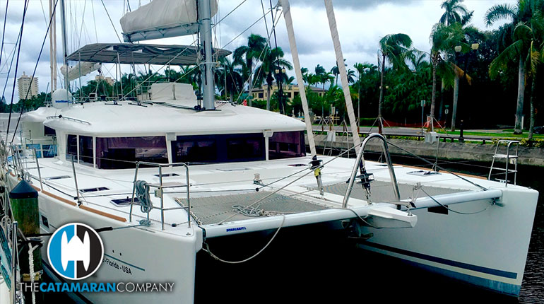 Make a Play for STERLING, 2014 Lagoon 560 is All That and More!