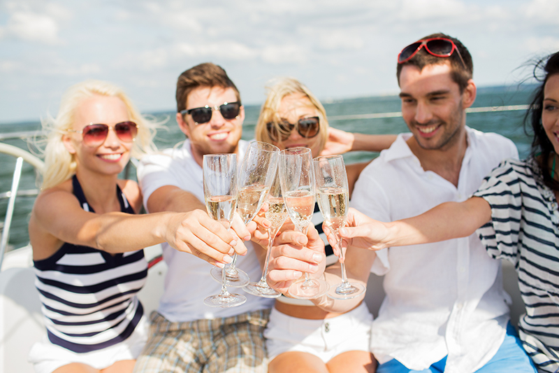 Bubbles & Boats:  What Flavor is Your Catamaran