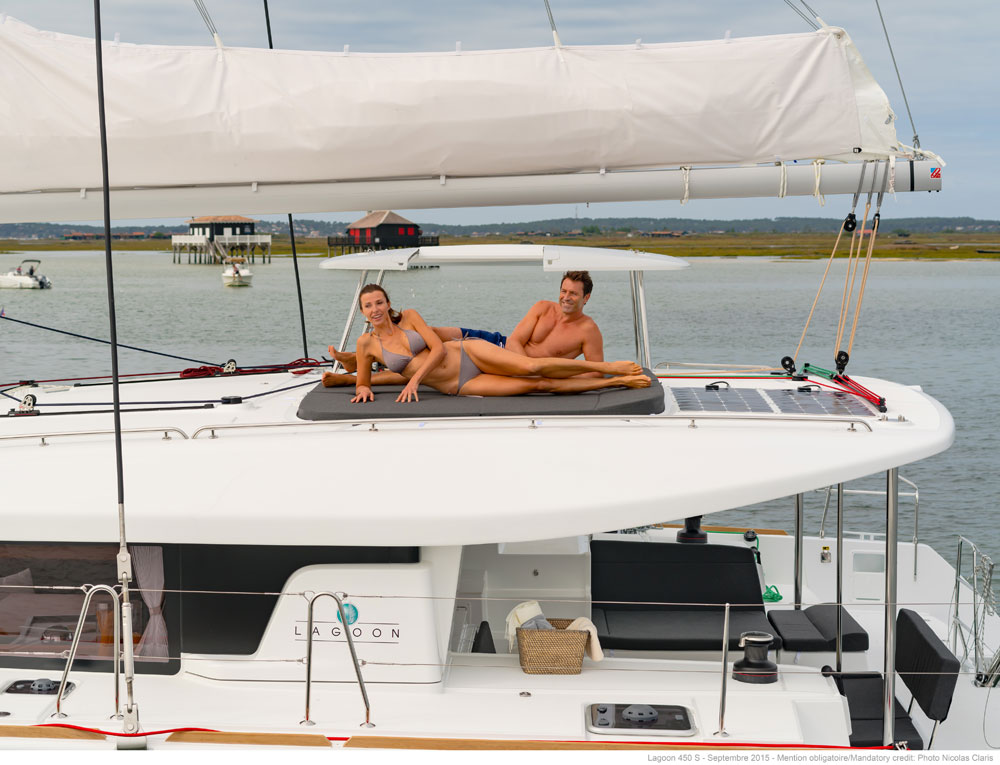 Benefits Abound When Buying an ex-Charter Catamaran