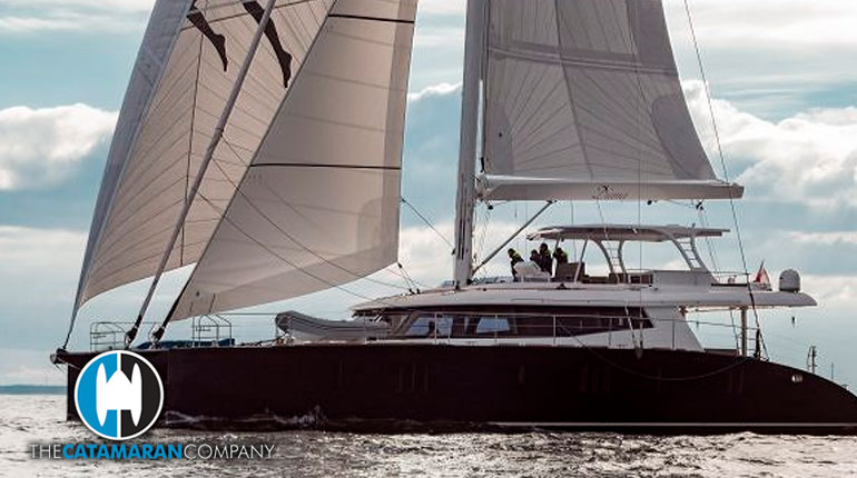 Sunreef Yachts Presents the First Carbon Sunreef 74 - Diana