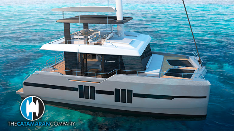 Sunreef Yachts Announces Sunreef Supreme 48 Sail