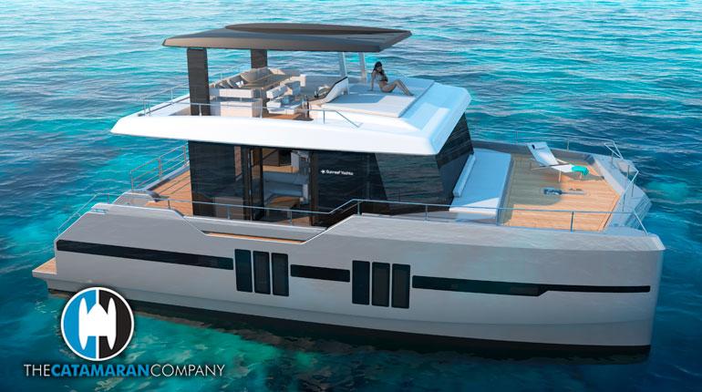 Sunreef Yachts Announces Sunreef Supreme 48 Power