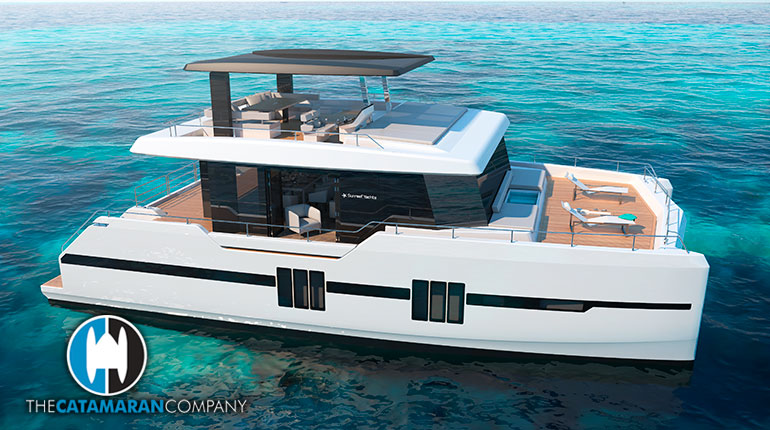 Sunreef Yachts Introduces the Next in Supreme Line, the 58 Power