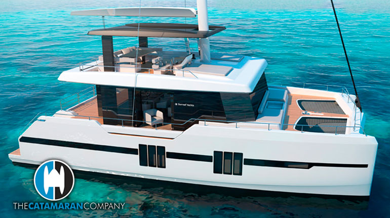 Sunreef Yachts Introduces the Next in Supreme Sail Line, Welcome the 58