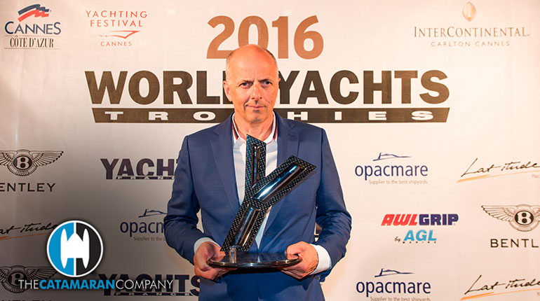 Sunreef Supreme 68 Awarded for its Layout at the World Yachts Trophies 2016
